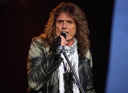 Whitesnake Lead Singer Whitesnake Hair Metal Heavy Hard Rock Concert Singer Wallpaper