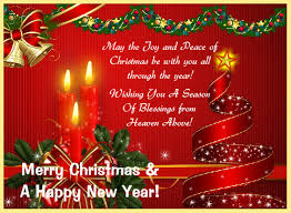 40 Merry Christmas And Happy New Year 40 Greeting Card Images Fascinating Christmas Quotes For Cards