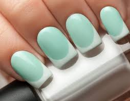 Nail Designs With Mint Color Subtlety And Elegant Nails Designs For Special Occasions