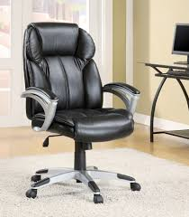 Grandover Collection 800038 Black Office Chair | Black office