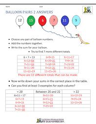 Mountain Math First Grade Worksheet - Math Worksheets Dynamically ...Math Worksheet : Mountain Math Answer Sheet 2nd Grade Mountain Math Answer Sheet Mountain Math First