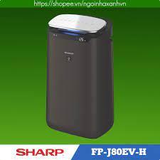 Máy lọc không khí Sharp FP-J80EV-H (62m²)