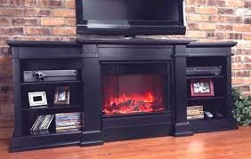real flame electric fireplace valmont 755 tv stand with fresno white canada reviews