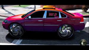 Grand Theft Auto V| Whippin The Custom Impala SS| Dub Wheels| HD ...