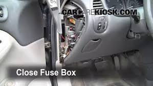 interior fuse box location 1998 2002 oldsmobile intrigue 1998 interior fuse box location 1998 2002 oldsmobile intrigue 1998 oldsmobile intrigue gl 3 8l v6