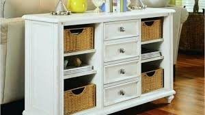 white console table with drawer. White Console Table With Storage Fascinating Drew Baskets Sofa Shelves Drawer