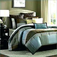 blue and brown duvet cover uk bedding sets king comforter light quilt set
