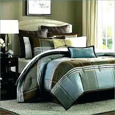 blue and brown duvet cover uk bedding sets king comforter light quilt set