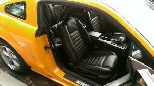 oem leather seat covers installed the
