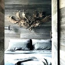 antler decor bedroom decor for men bedroom themes with antler decor on wood walls bedroom decor antler decor