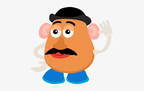 Here you can explore hq mr potato head transparent illustrations, icons and clipart with filter setting like size, type, color etc. Clip Royalty Free Library Potato Head Clipart Dibujo De Cara De Papa Free Transparent Png Download Pngkey