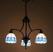 Tiffany Style Chandeliers Restaurants Bedrooms Kitchens European Style  Restaurants Lamps And Lanterns DF26