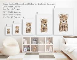 Canvas Sizes Chart Popular Canvas Sizes On Wall Creative Images