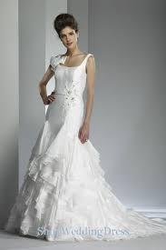 V Back Sexy Fashion New Designer Wedding Dresses Wholesale On Sale