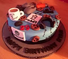 My 29th Birthday Cake Made By My Girlfriend Imgur