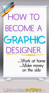 Become A Graphic Designer Become A Graphic Designer Graphic Design Tips Graphic
