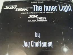 Inner Light Star Trek Sheet Music Star Trek The Inner Light For Piano Solo Jay Chattaway
