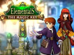 Solve mysteries, find the difference or even hidden numbers! Elementals The Magic Key 100 Free Download Gametop