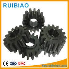 High Quality M8 Rack Pinion Gear Made in China Ruibiao Gjj Baoda