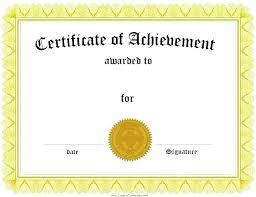Winner Certificate Template Word Retailbutton Co