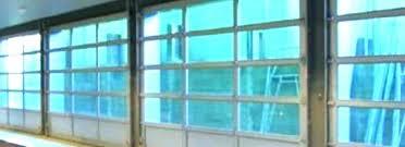 glass garage doors s glass garage door s e doors installation automation full 5 overhead glass garage doors