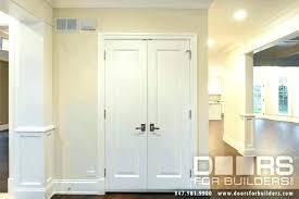 prehung closet doors double closet doors medium size of glass installing 18 prehung interior door prehung closet doors