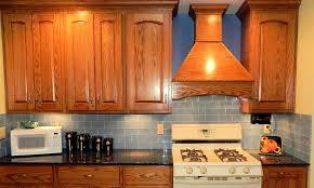 White Cabinets Gray Backsplash Design Ideas Mosaic Tile Kitchen