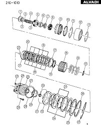 42re transmission parts diagram inspirational ram clutch overdrive with gear train automatic transmission 4