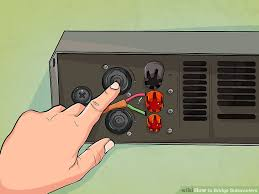 ways to bridge subwoofers wikihow image titled bridge subwoofers step 8
