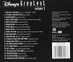Disney Children's Favorites, Vol. 2