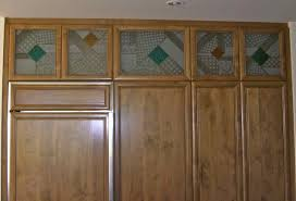 Kitchen Cabinet Insert Black Kitchen Cabinets With Glass Inserts Interior Amp Exterior