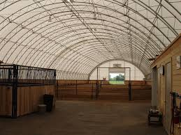 horse barn designs with arena google search