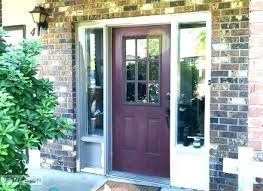 purple front doors burgundy door before painted images inestimable exles