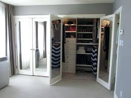 bifold closet doors to french doors exciting mirrored french closet doors mirrored closet doors white door grey wall mirror convert bifold closet doors to