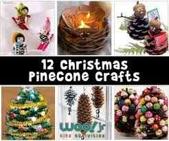 35 Pine Cone Crafts To Add A Seasonal Touch To Your Home Christmas Pine Cone Crafts