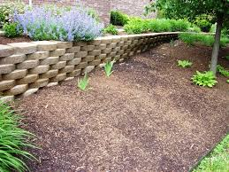 Small Picture Menards Retaining Wall Blocks Jen Joes Design Purposeful