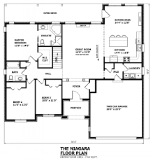 Canadian Home Designs Custom House Plans Stock House Plans Custom Home Design Plans Ontario