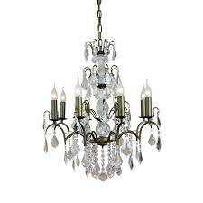 the milles 8 branch antique gold french chandelier lighting chandeliers
