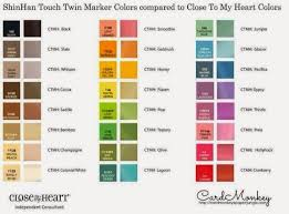 Shinhan Touch Twin Markers New To Close To My Heart