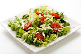 wallpaper salad plate white background hd picture image