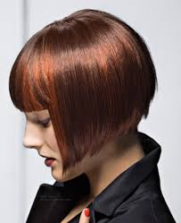 Stacked Bob Hair Style how do you cut hair into a graduation cut or stacked haircut 5651 by wearticles.com