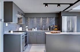 image of grey kitchen cabinets paint