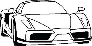 Ferrari Coloring Pages Freericardopalmeraorg