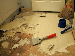 removing tile adhesive from concrete slab how to remove floor bathroom removal r