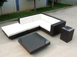 black and white outdoor furniture. wicker rattan garden furniture contemporary black and white outdoor g