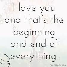 Love Quotes Him