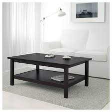 ikea coffee table hemnes black brown metal side wood marble square small round white bedside large