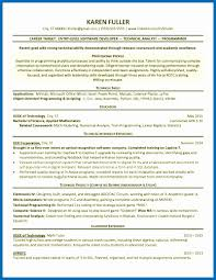 Python Developer Resume@ Sample Resume For An Experienced Puter ...