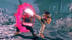 street fighter v arcade edition game ps4 playstation