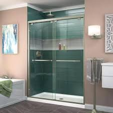 framed shower door bottom seal remarkable shower glass door seal glass